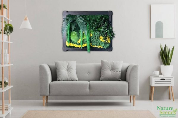 Nature Scenes Living Room Framed Art