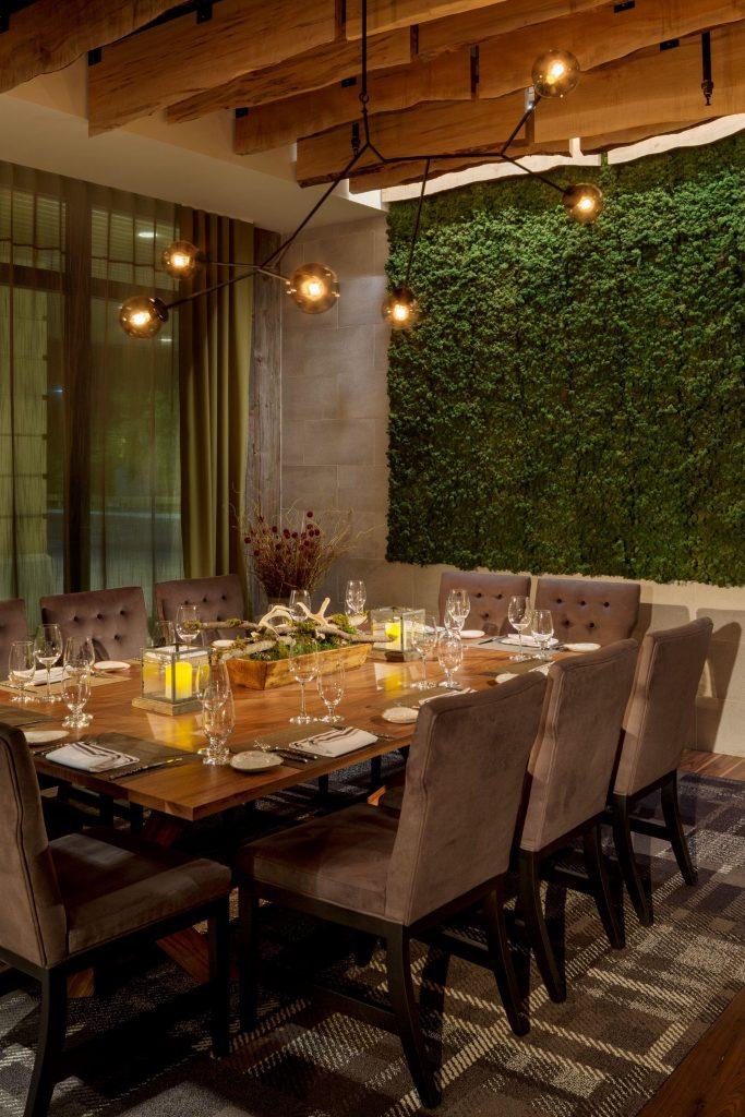 Benefits of Moss in Restaurants